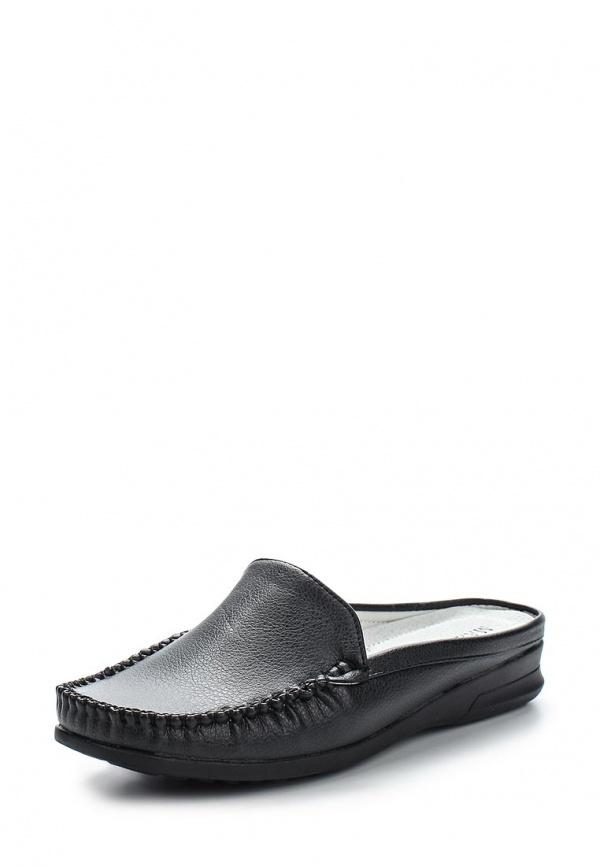 Сабо Max Shoes 902 чёрные