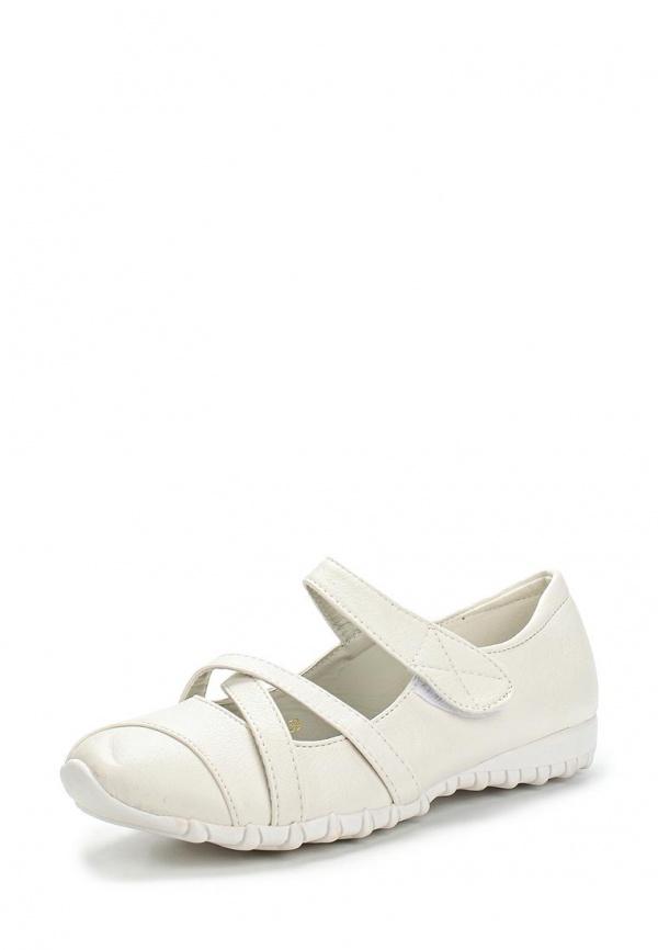 Балетки Max Shoes A12 белые