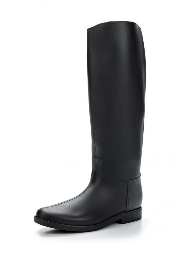 Резиновые сапоги Mon Ami 1513X208K-102 чёрные