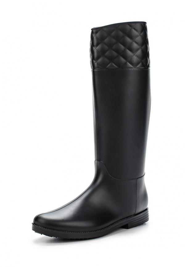 Резиновые сапоги Mon Ami 1513X208K-103 чёрные
