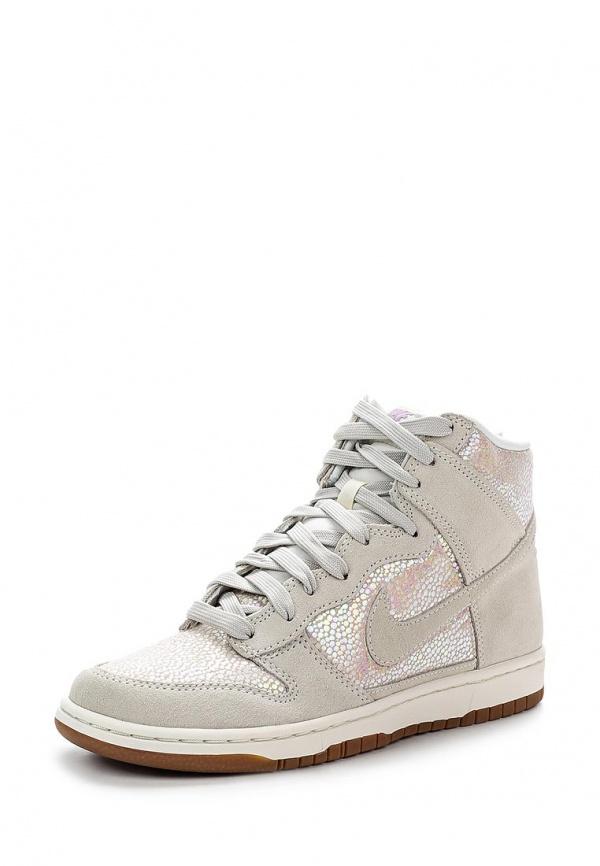 Кроссовки Nike 472488-005 серые