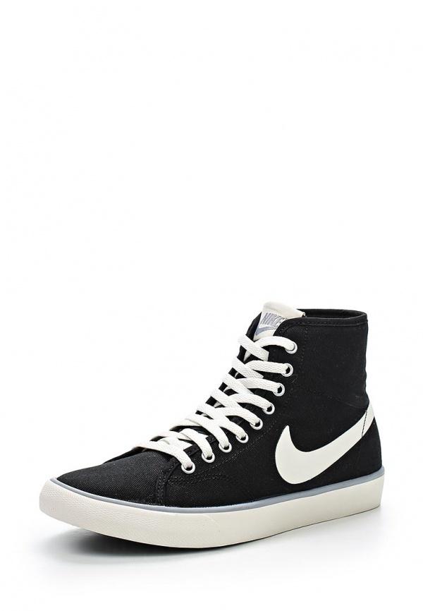 Кеды Nike 631636-004 чёрные