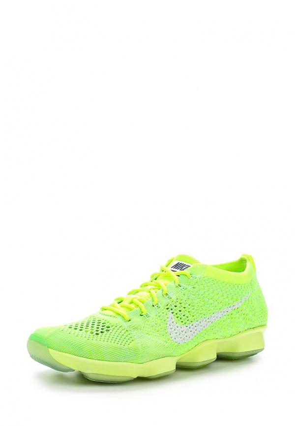Кроссовки Nike 698616-700 зеленые