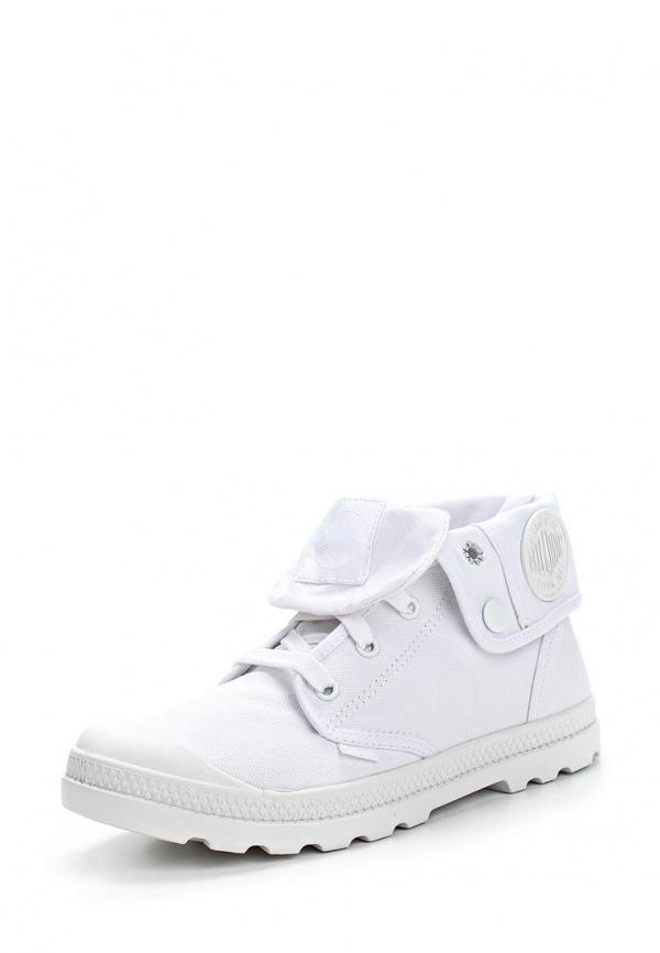Кеды Palladium 93314 белые