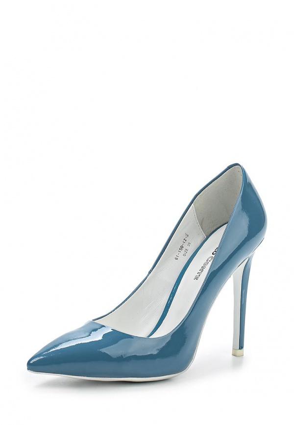 Туфли Paolo Conte 61-150-12-2 синие