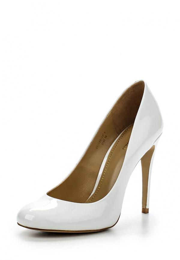 Туфли Paolo Conte 61-155-12-2 белые