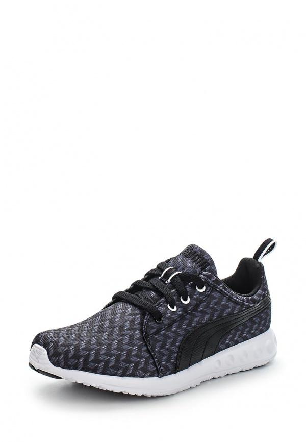 Кроссовки Puma 18806203 серые, чёрные