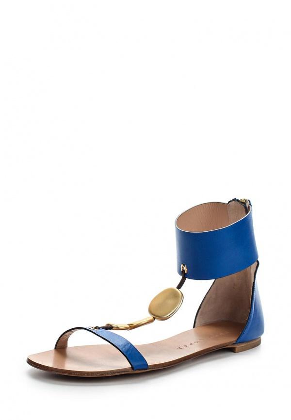 Сандалии Pura Lopez ZAAF682S синие