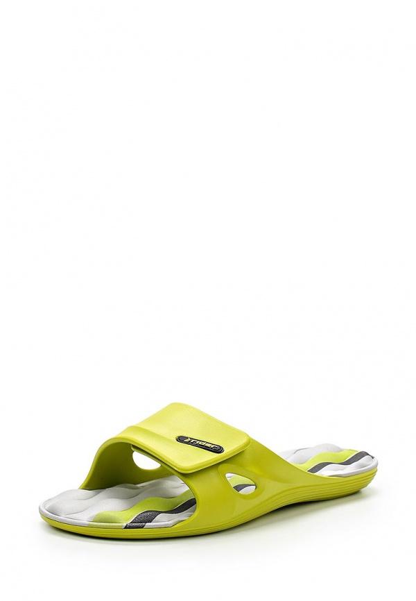 Сланцы Rider 81414-22152-A зеленые, серые