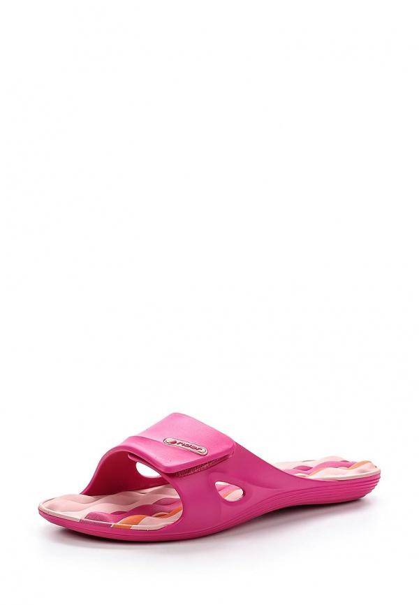 Сланцы Rider 81414-22521-A розовые