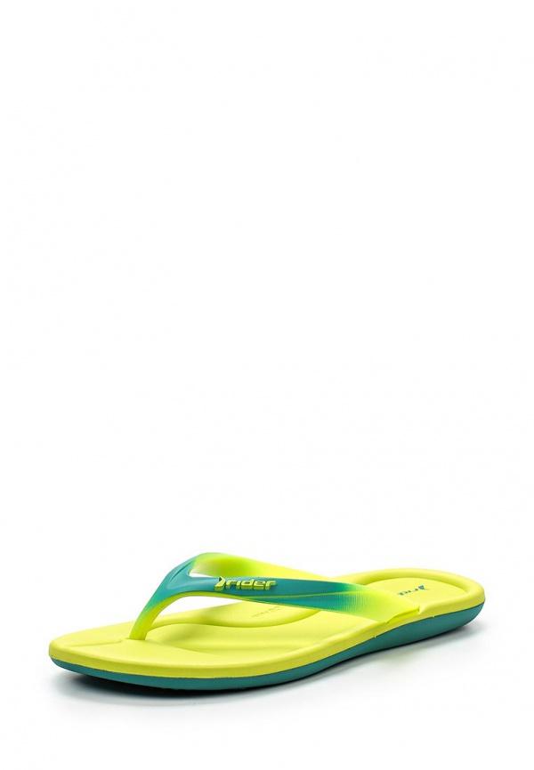 Сланцы Rider 81441-20770-A зеленые