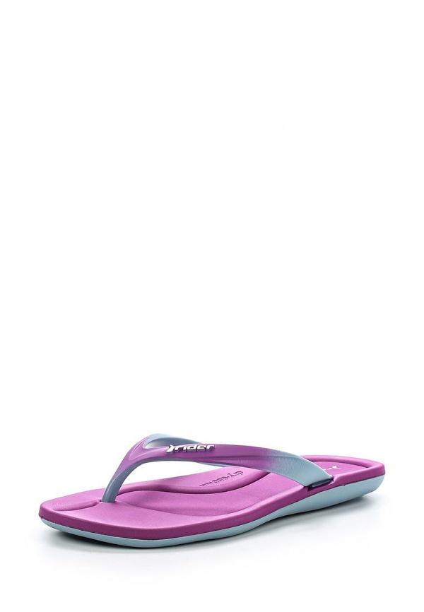 Сланцы Rider 81441-22275-A фиолетовые