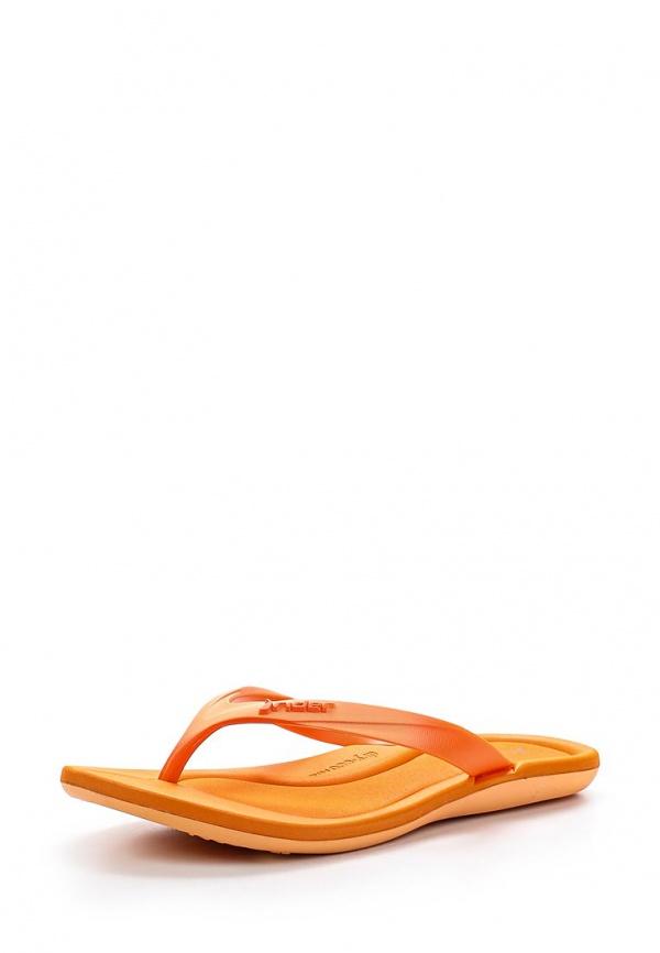 Сланцы Rider 81441-22309-A оранжевые