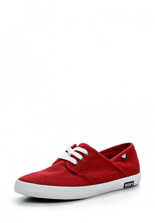 Кеды Roxy ARJS300171 красные