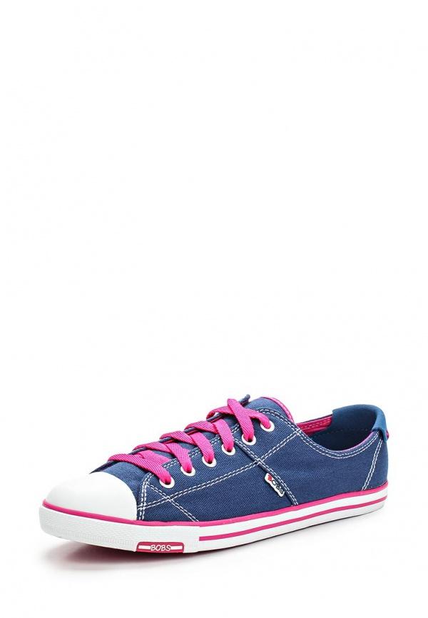 Кеды Skechers 33916 синие