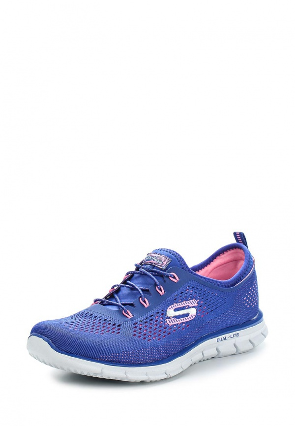 Кроссовки Skechers 22709 синие