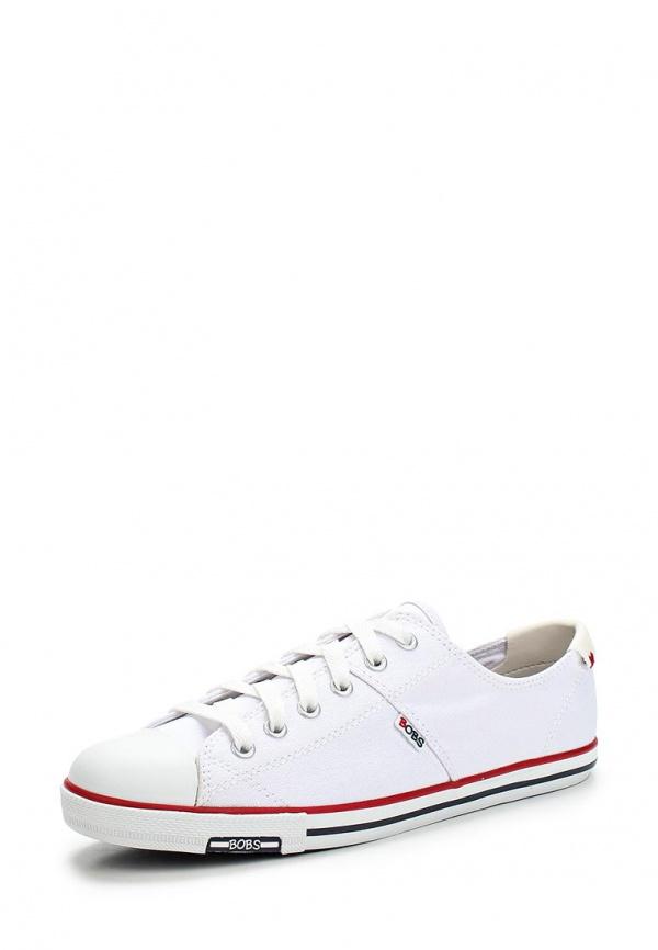 Кеды Skechers 33916 белые