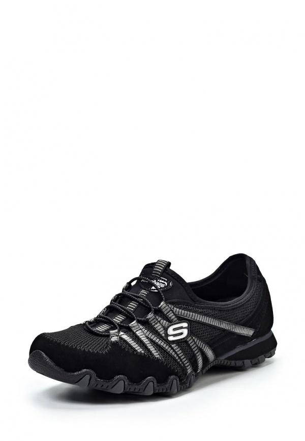 Кроссовки Skechers 21159 чёрные