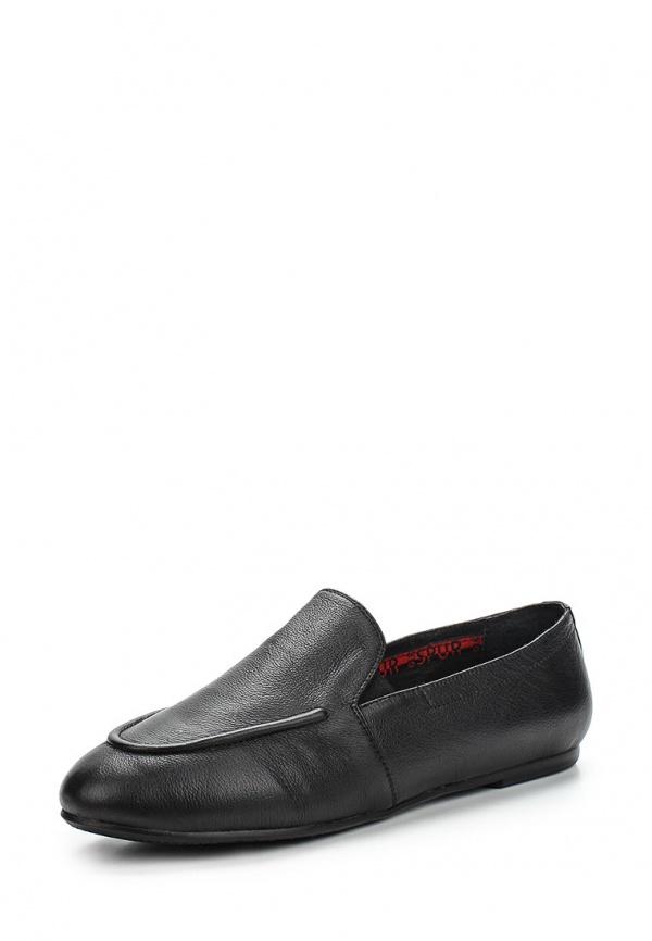 Туфли Spur SM3100_06_01_BLACK чёрные