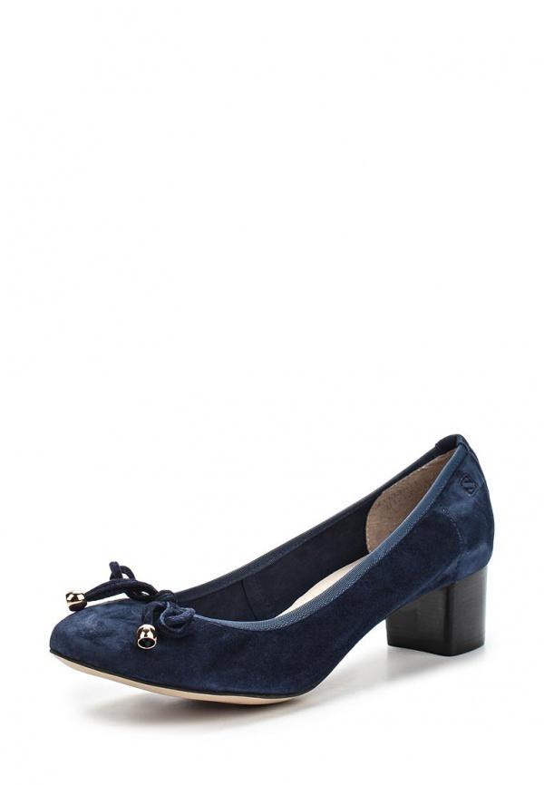 Туфли Spur SM3133_01_49_BLUE синие