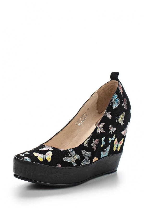 Туфли Spur SM2290_03_41_BLACK чёрные