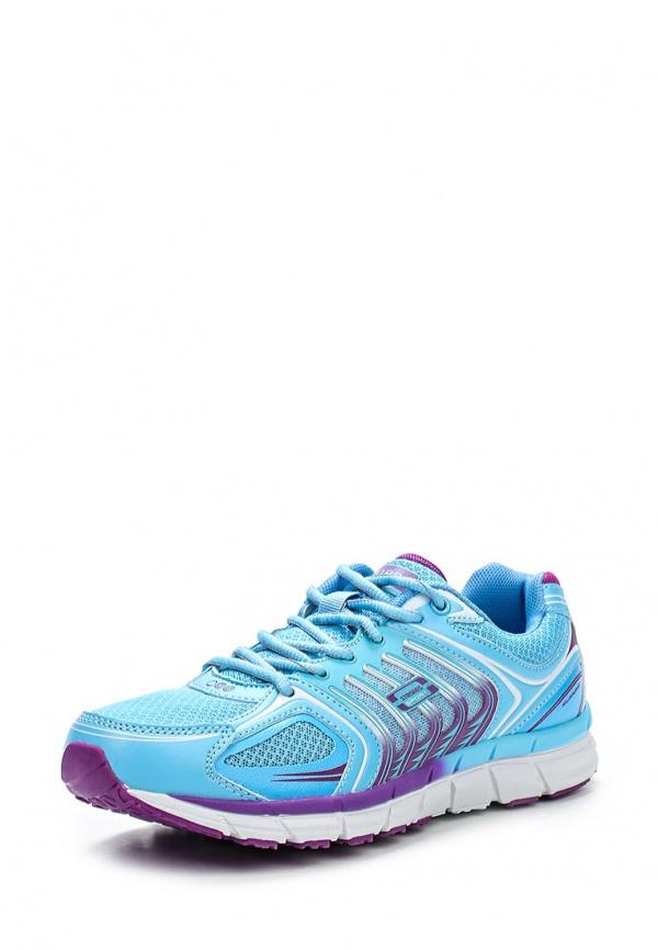 Кроссовки Strobbs F6288-13 голубые, фиолетовые