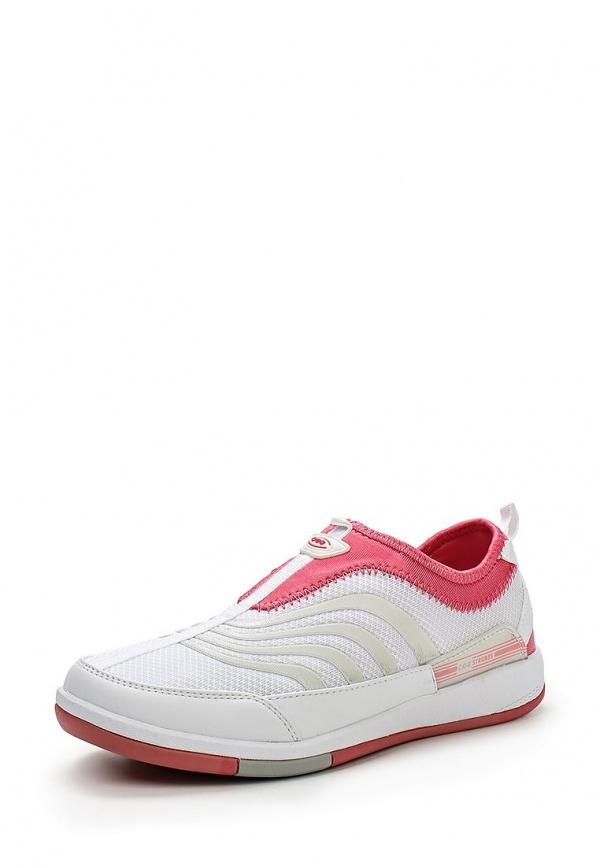 Кроссовки Strobbs F6277-6 белые, розовые