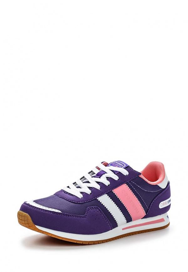 Кроссовки Strobbs F6193-20 фиолетовые