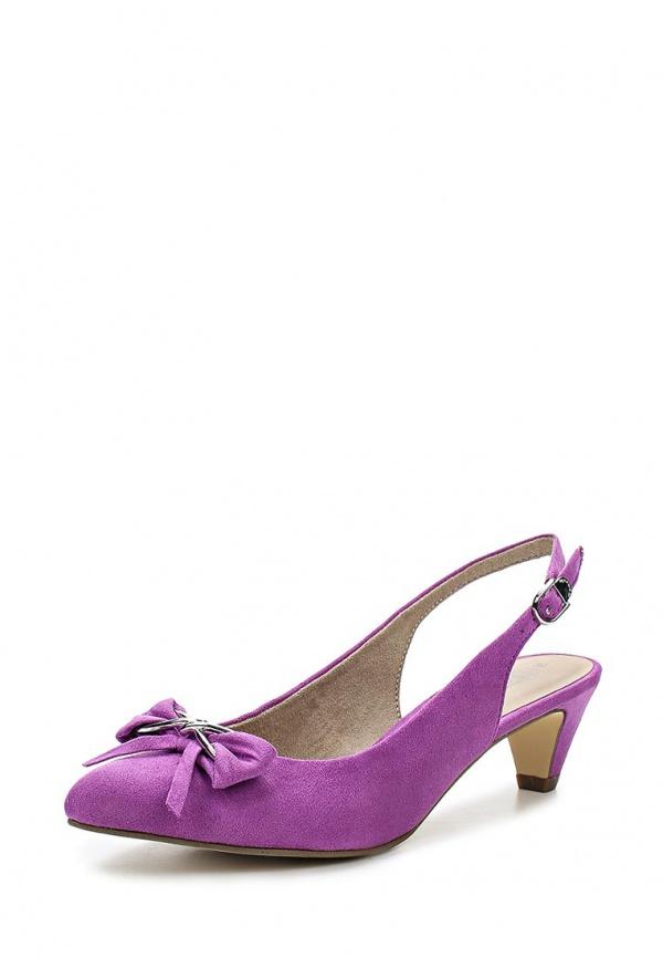 Босоножки Tamaris 1-1-29500-24-519 фиолетовые