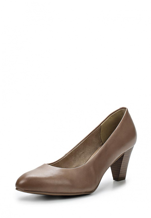 Туфли Tamaris 1-1-22413-24-314 бежевые
