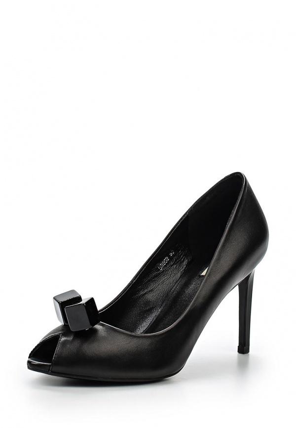 Туфли Vitacci 59803 чёрные