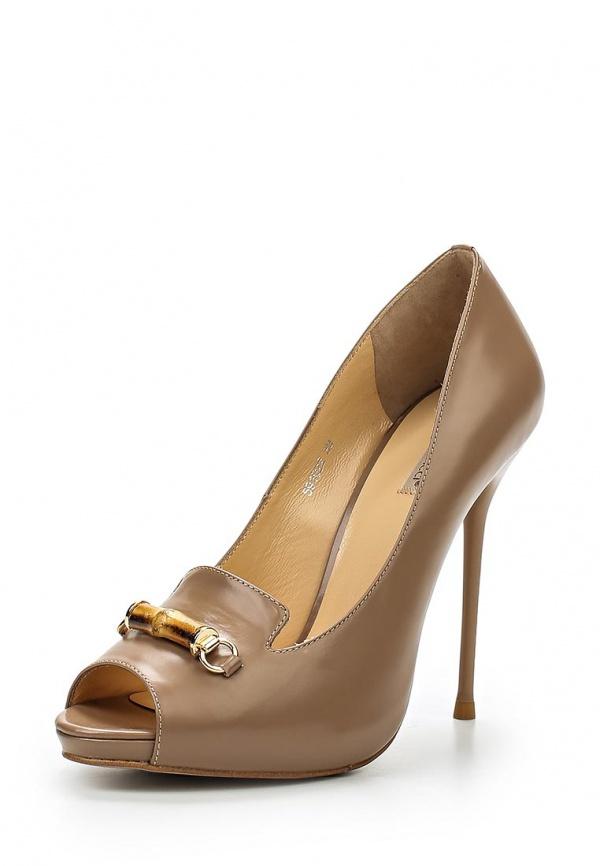 Туфли Vitacci 591022 бежевые