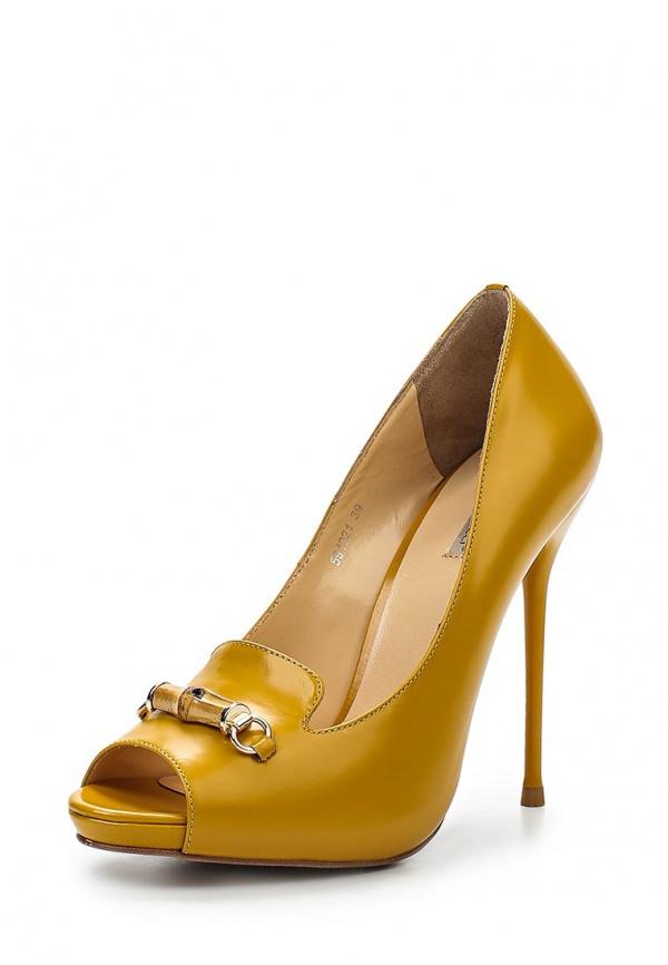Туфли Vitacci 591021 жёлтые