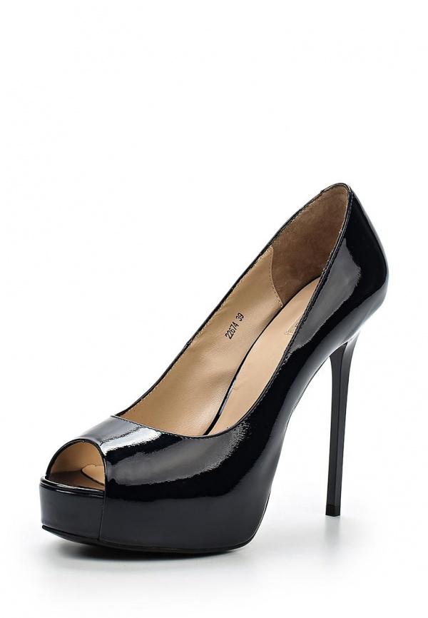 Туфли Vitacci 22674 чёрные