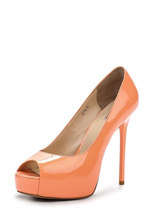 Туфли Vitacci 22718 оранжевые