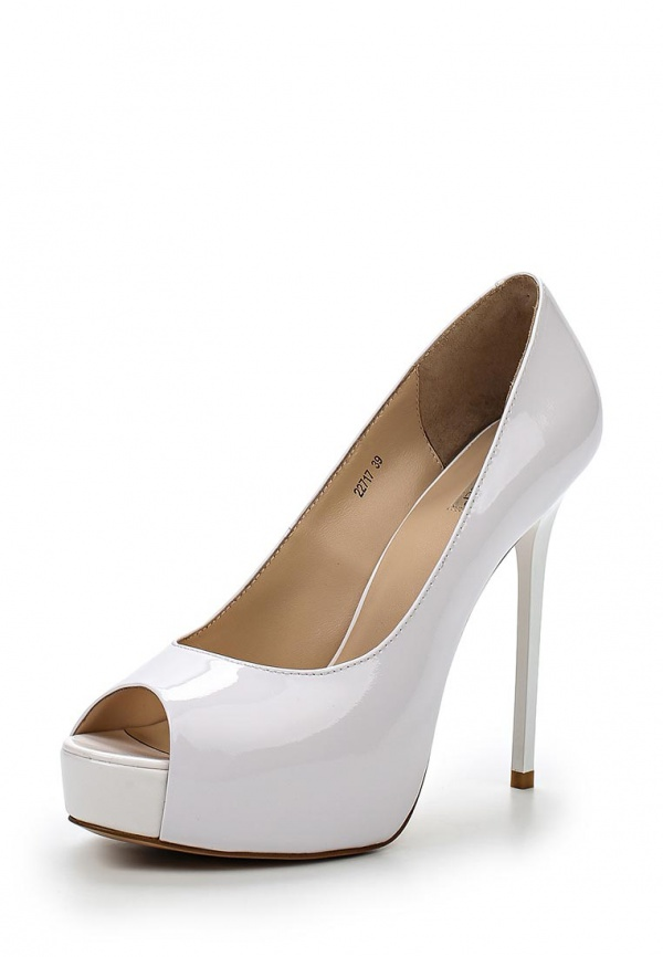 Туфли Vitacci 22717 белые