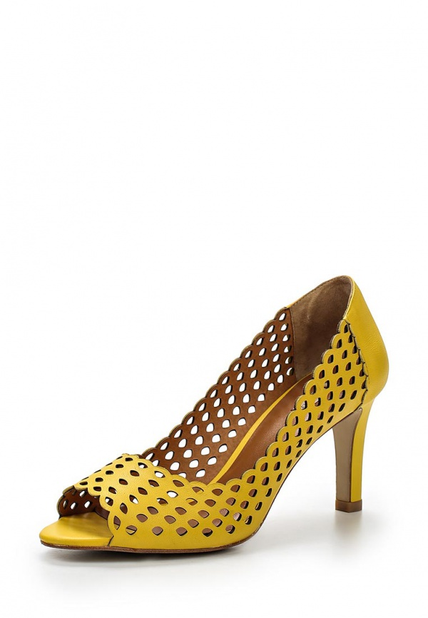 Туфли Vitacci 59850 горчичный