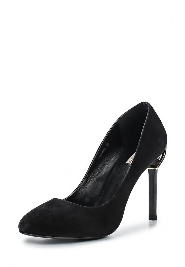 Туфли Vitacci 591002 чёрные