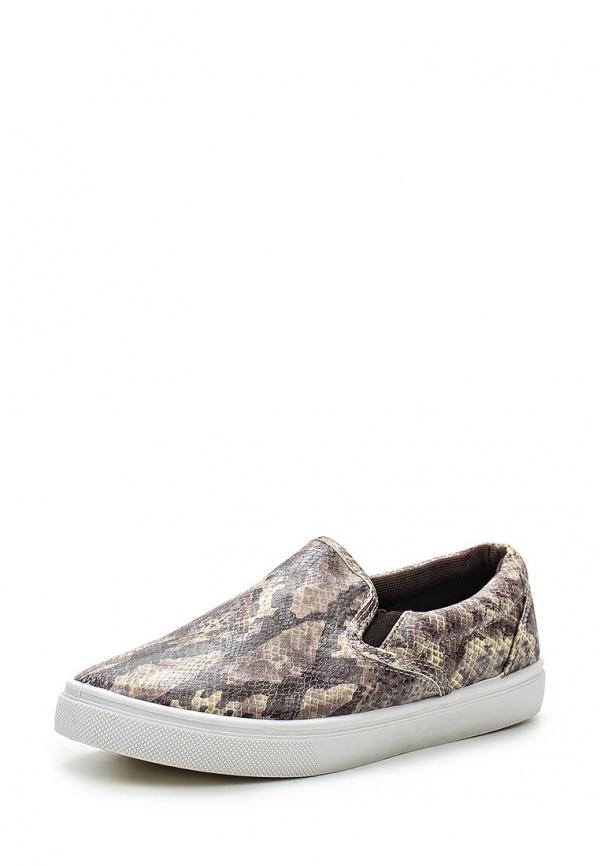 Слипоны WS Shoes 180 мультиколор