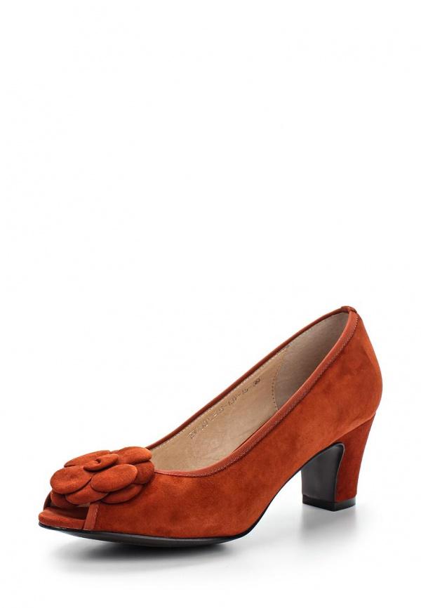 Туфли Evita EV13012-03-13V-15 коричневые