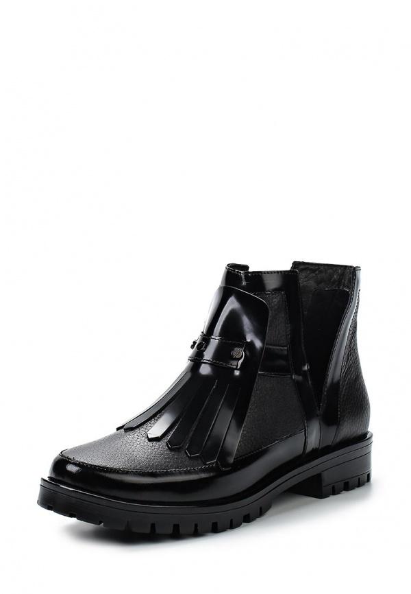Ботинки Grand Style D15KB-0227 чёрные