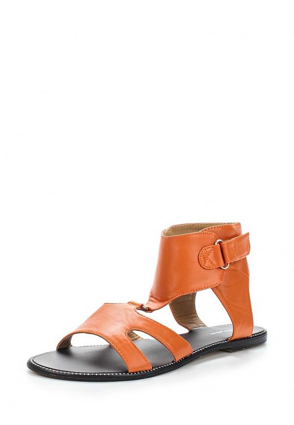 Сандалии Zenden 39L12-2058S оранжевые