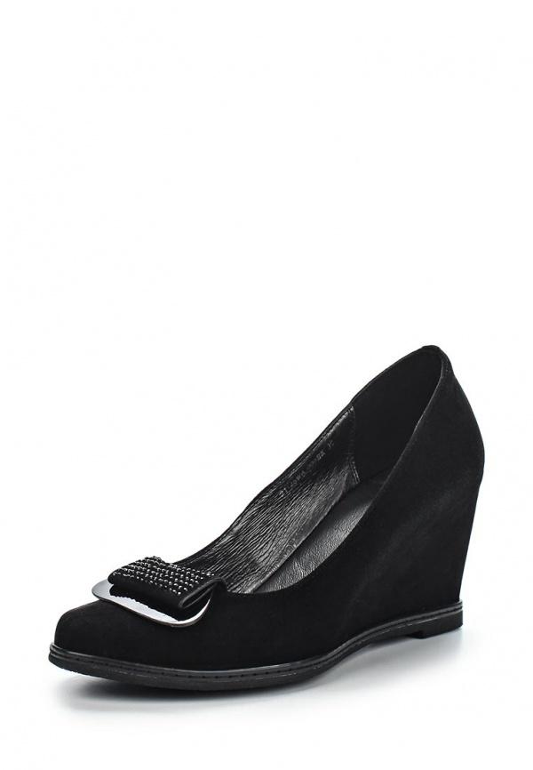 Туфли Zenden Woman 21-25WA-006BK чёрные