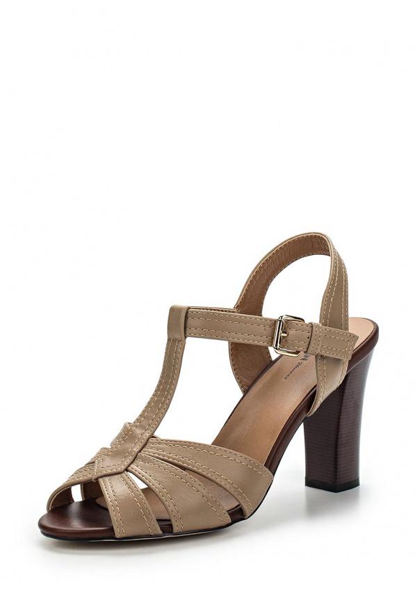 Босоножки Zenden Woman 25-25WB-134SS коричневые