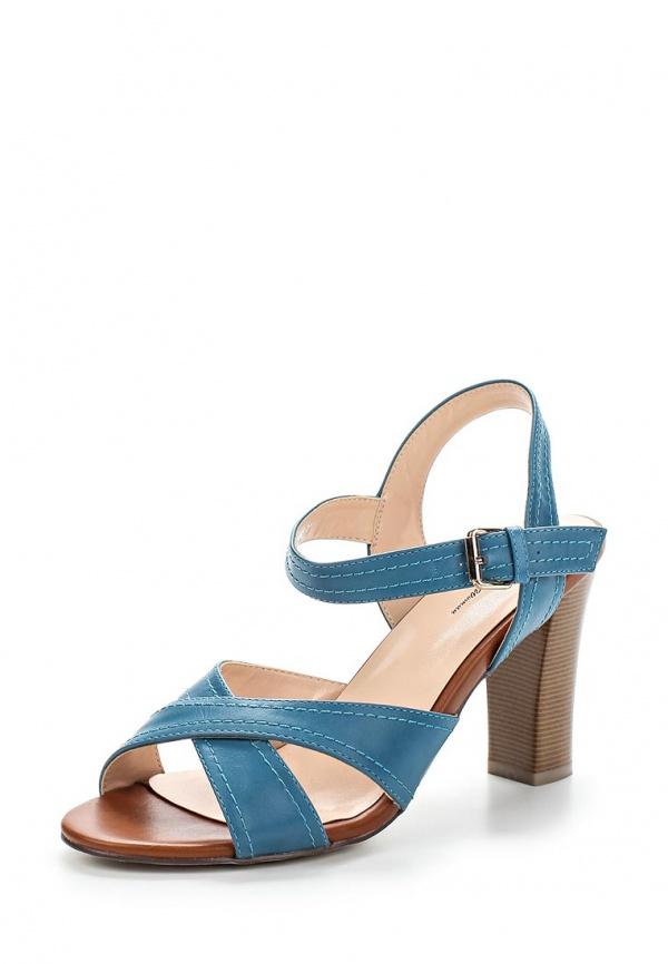Босоножки Zenden Woman 25-25WB-136SS синие