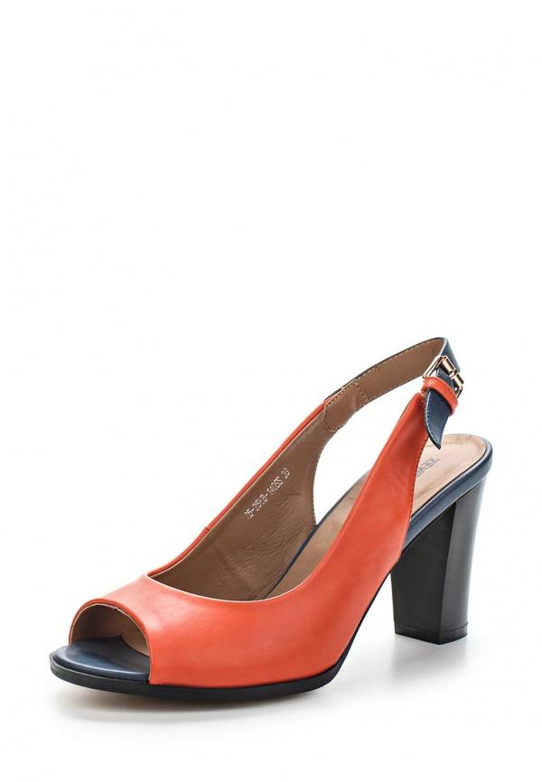 Босоножки Zenden Woman 25-25WB-140SS оранжевые