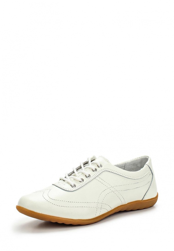 Ботинки Zenden Woman 79-24WG-024ZK белые