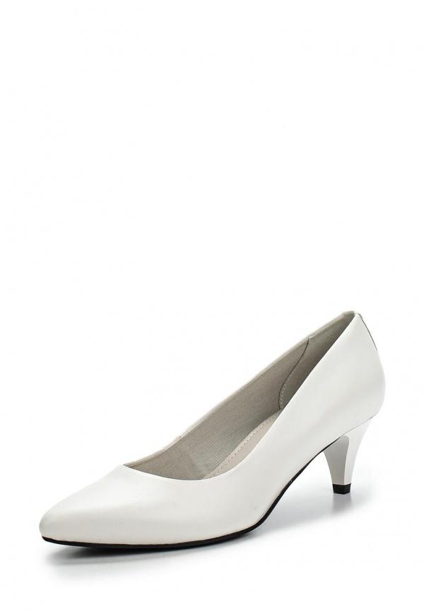 Туфли Vagabond 3901-001-01 белые