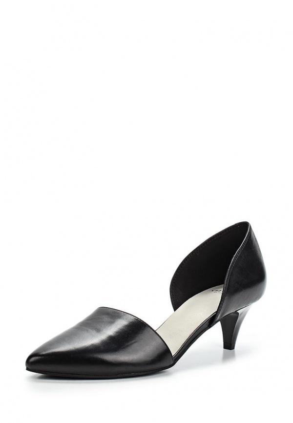 Туфли Vagabond 3901-101-20 чёрные