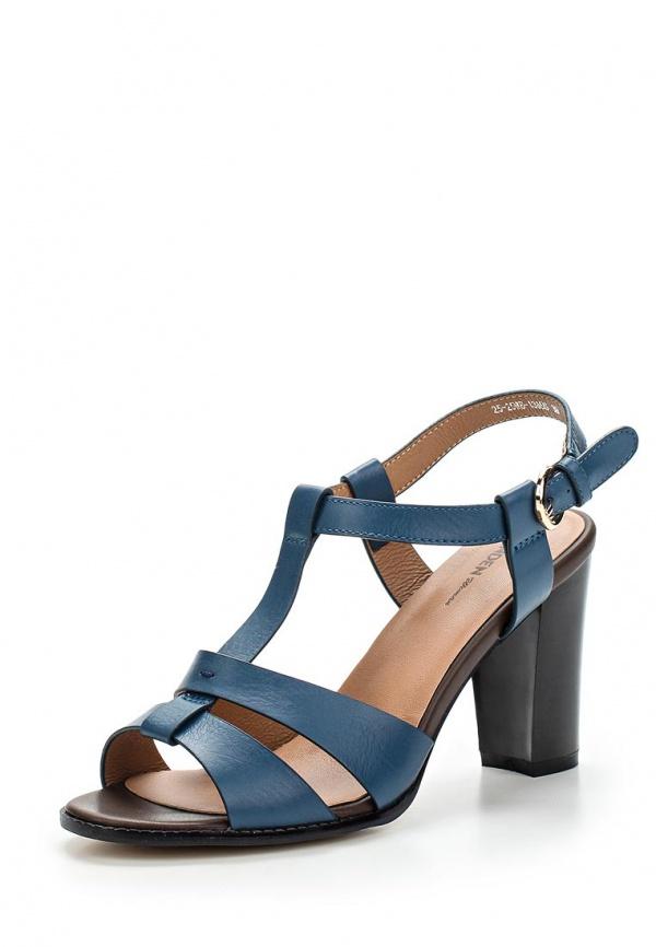 Босоножки Zenden Woman 25-25WB-138SS синие